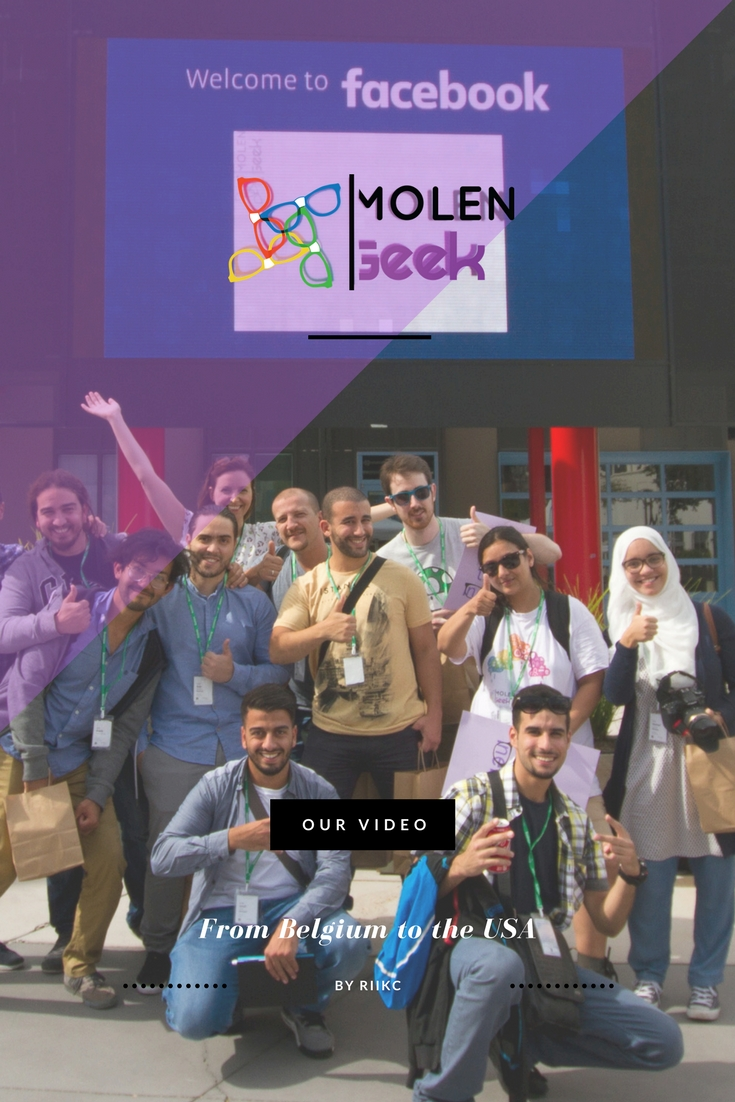 From the Belgian neighborhood of Molenbeek, to Facebook and Google's headquarters in the USA. Here's the story of Molengeek, which I was lucky enough to experience in 2017. Video