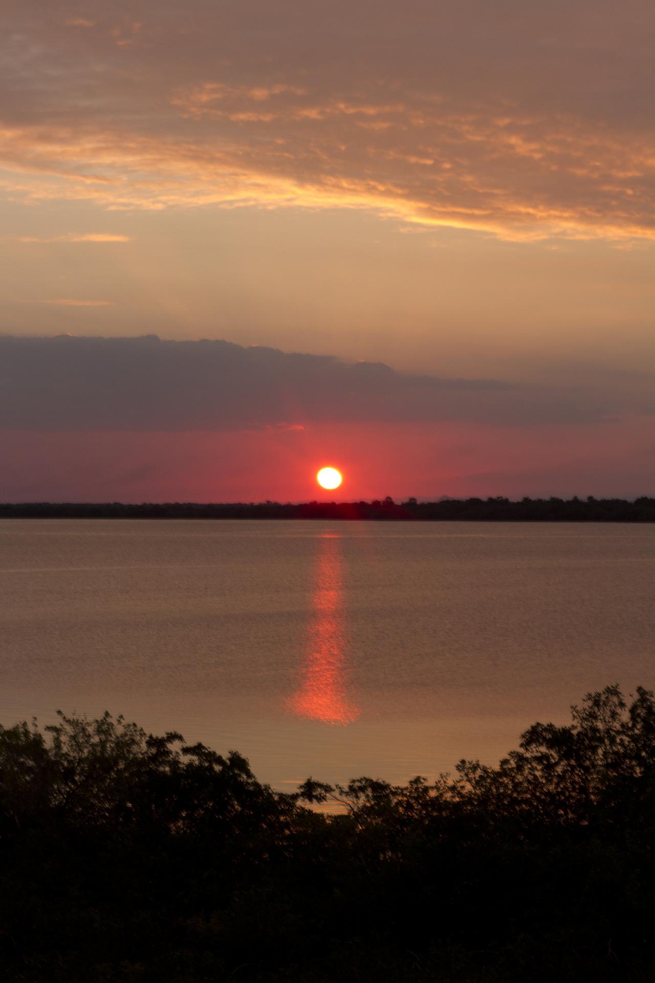 Maya Beach Sunsets