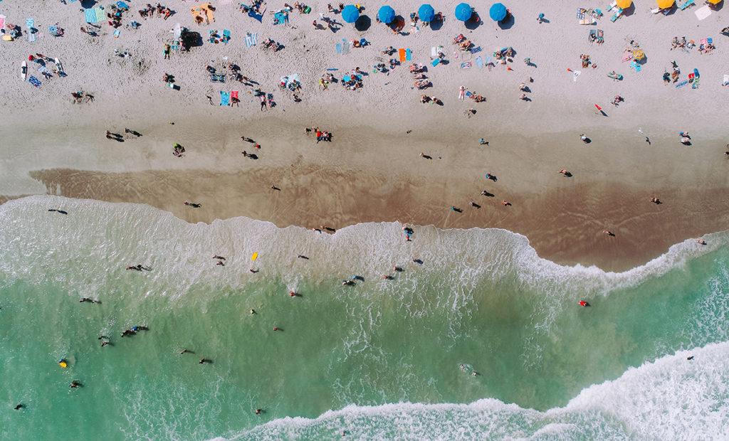 Encuentra una playa para ti y nadie mas! Que seras? Turista o Viajero?